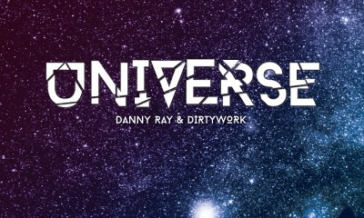 Danny Ray & Dirtywork - Universe [Artwork]