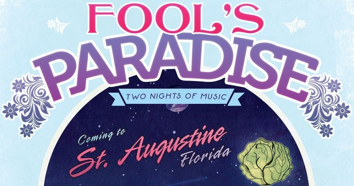 More Than Five Reasons You Don't Want To Miss Fool's Paradise
