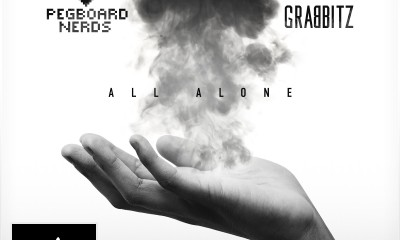 Pegboard Nerds & Grabbitz - All Alone (Art)