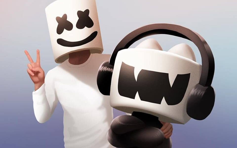 Marshmello Makes His Monstercat Debut With Alone