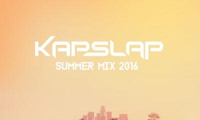 Kap-Slap-Summer-Mix-2016