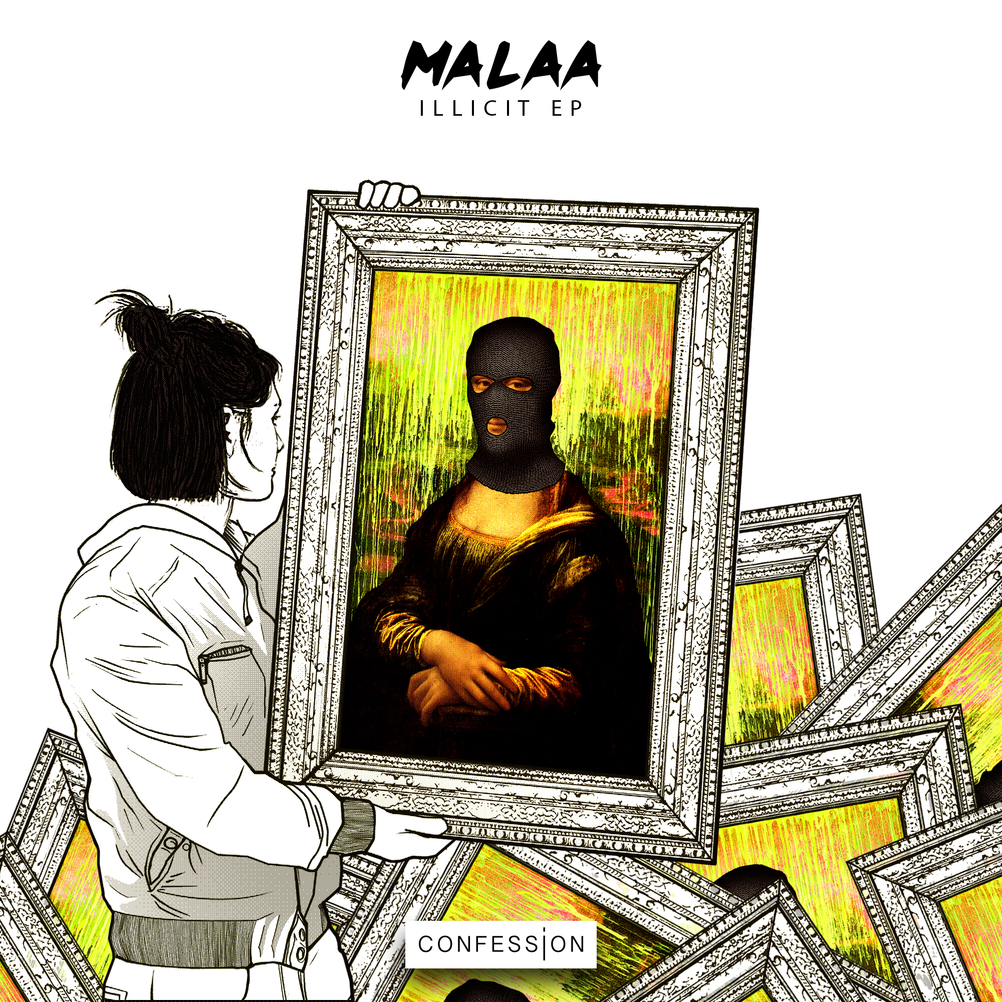Malaa's Highly Anticipated Debut EP Has Arrived!
