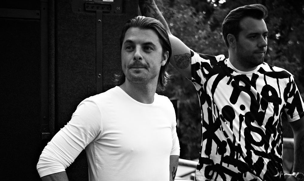 Axwell / Ingrosso Announce First NYC Show In Two Years