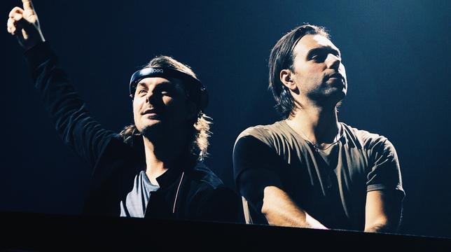 "Axwell X Ingrosso Link With Kid Ink For ""I Love You"""