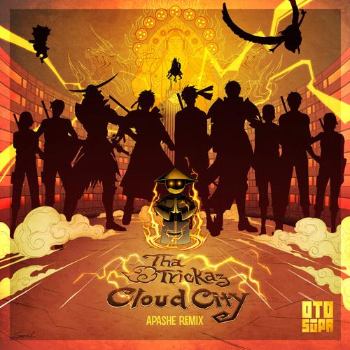 Tha Trickaz - The Cloud EP