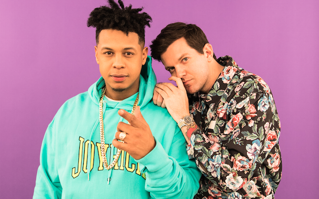 dillon francis releases new single we the funk featuring fuego. Black Bedroom Furniture Sets. Home Design Ideas