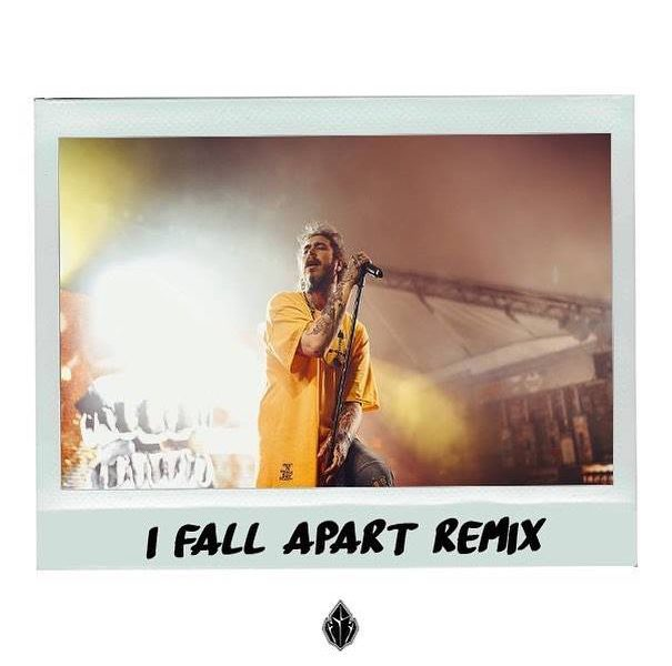 Post Malone I Fall Apart Guitar: I Fall Apart (Crystalize Remix