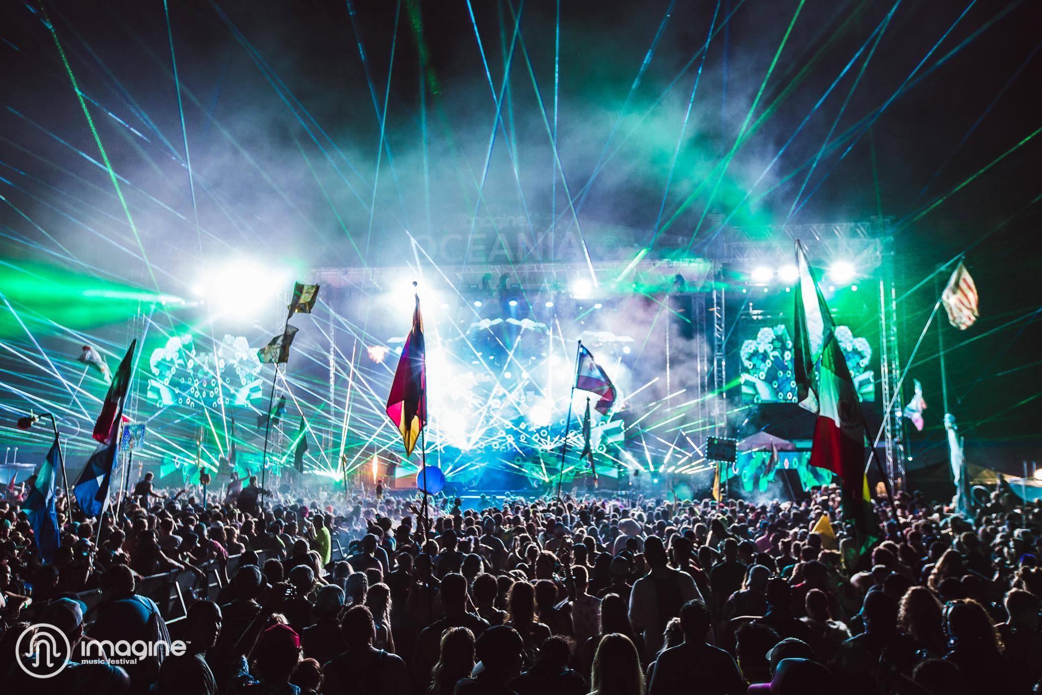 imagine music festival 2018 announces full lineup ft  kaskade  rl grime  zhu and more