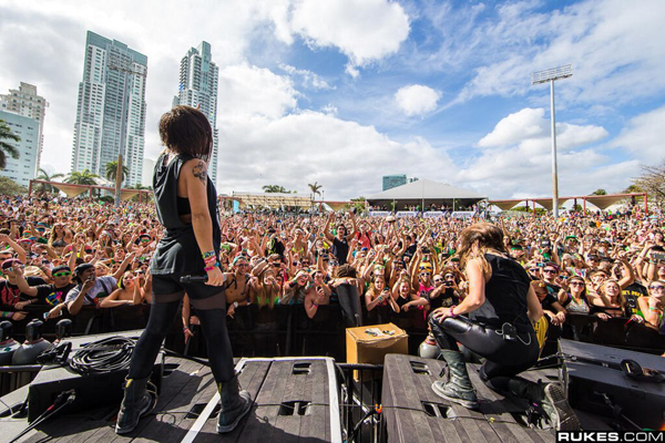 krewella ultra music festival
