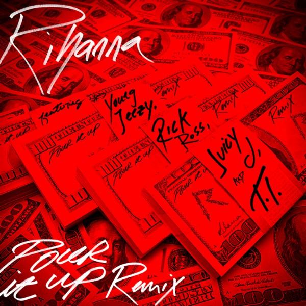 rihanna pour it up download 320