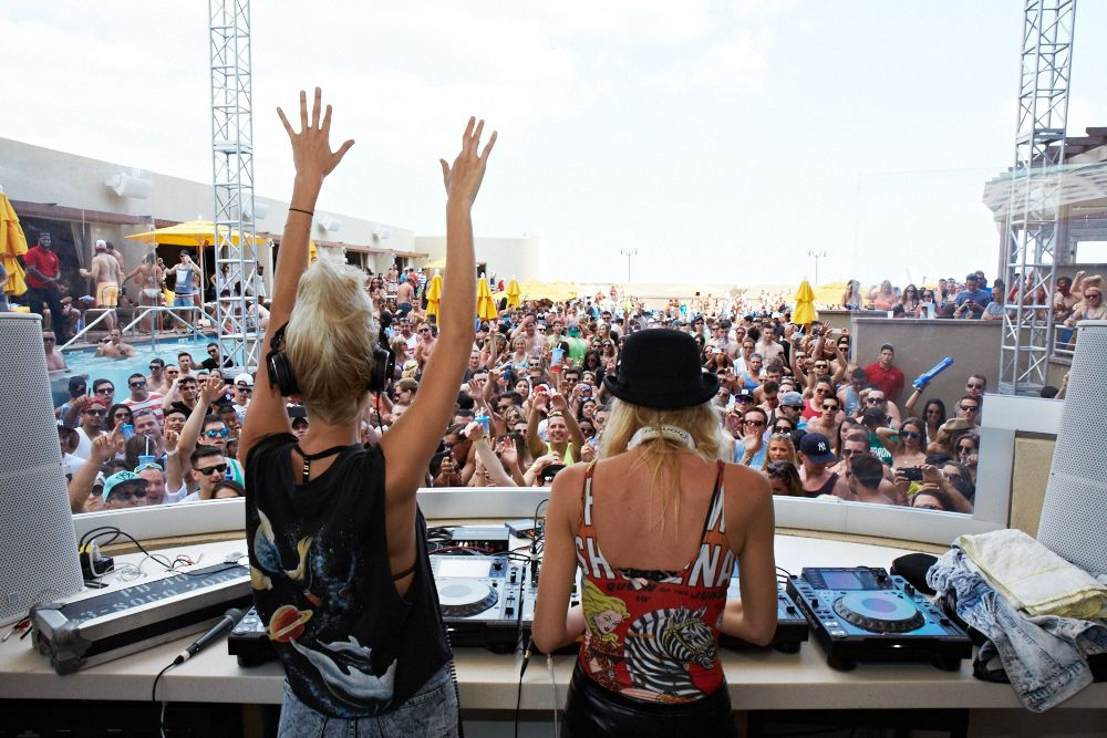 Event Review Nervo At Hq Beach Club
