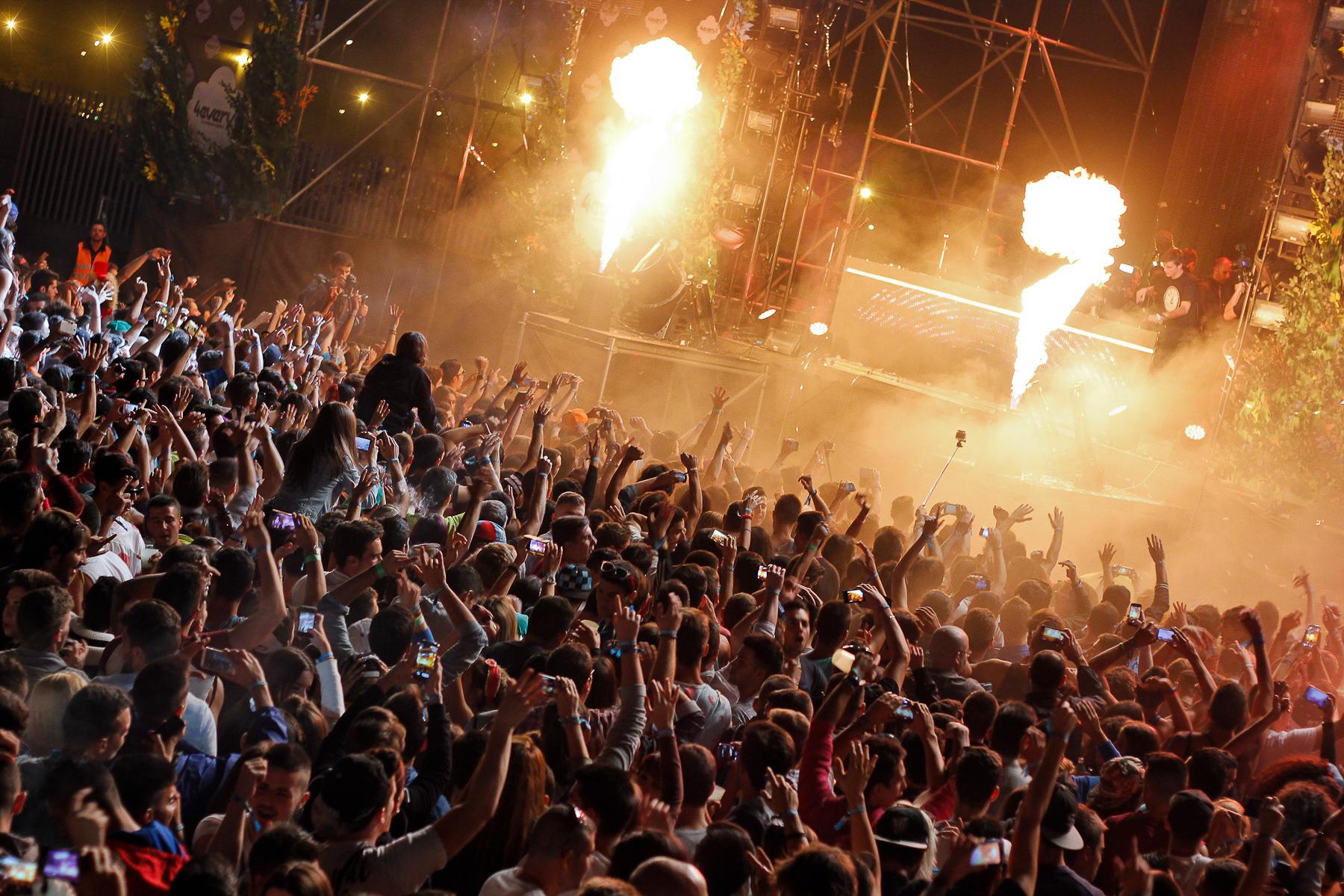 music festival madrid 2016