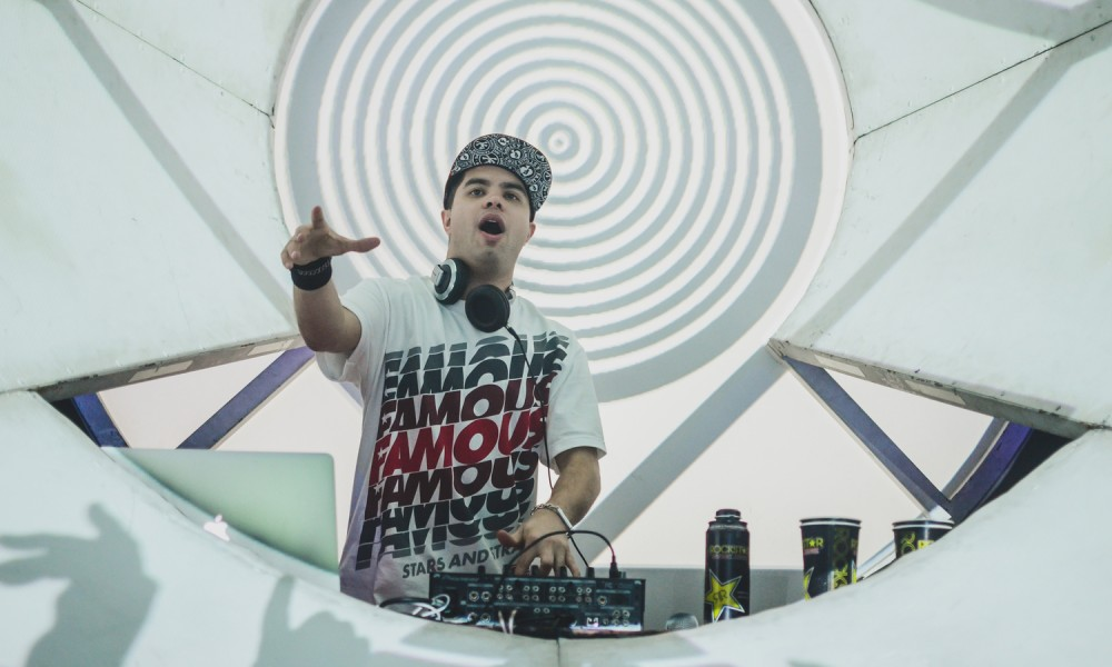 Datsik Just Dropped 2 Crazy Good Songs From His New