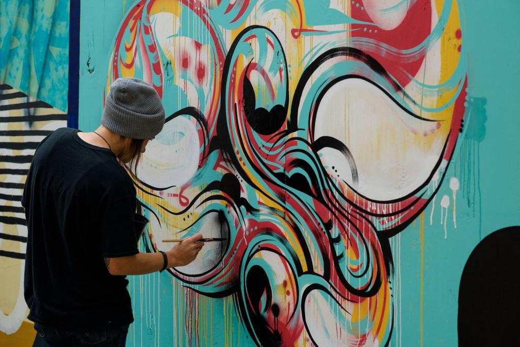 Art Installation - Beyond Wonderland Bay Area