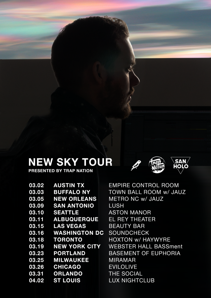NEWSKYtourposter