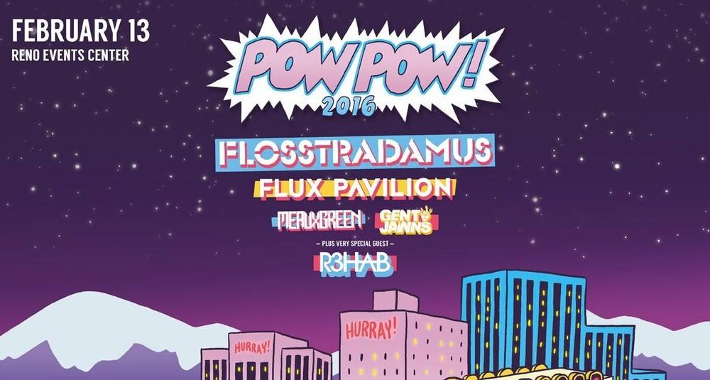Flosstradamus Live Stream