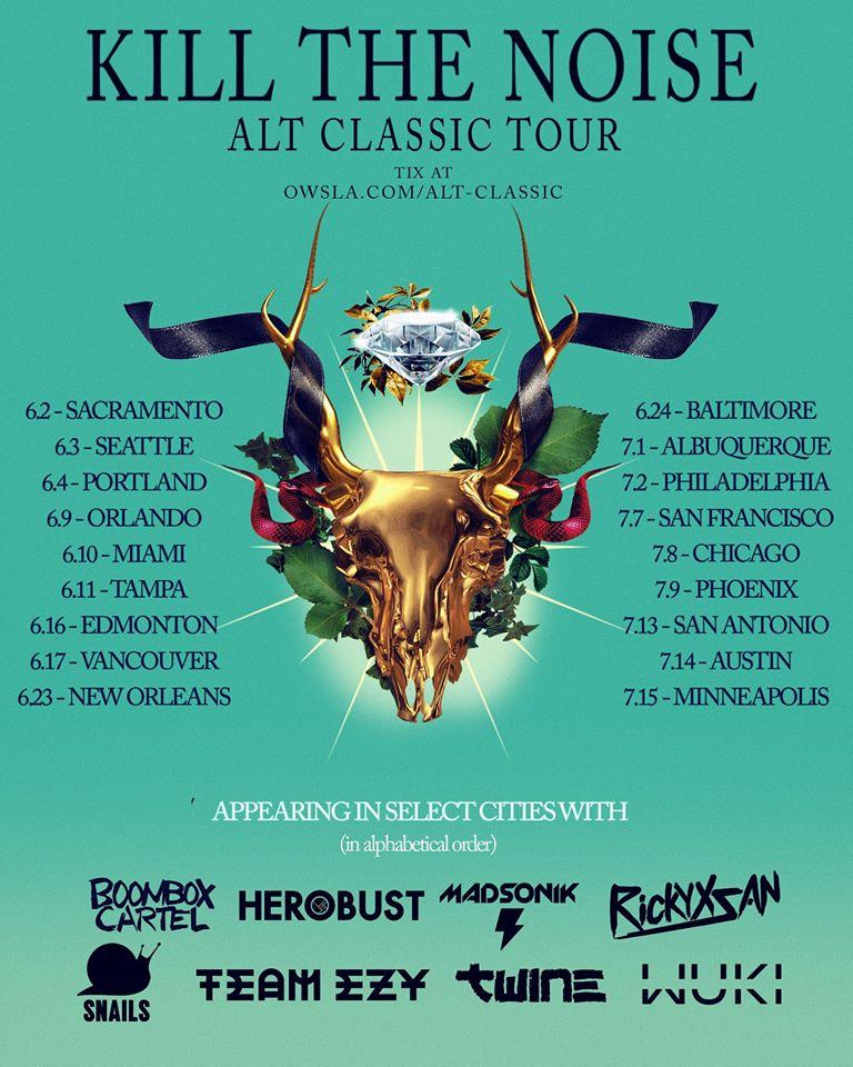 occult classic tour