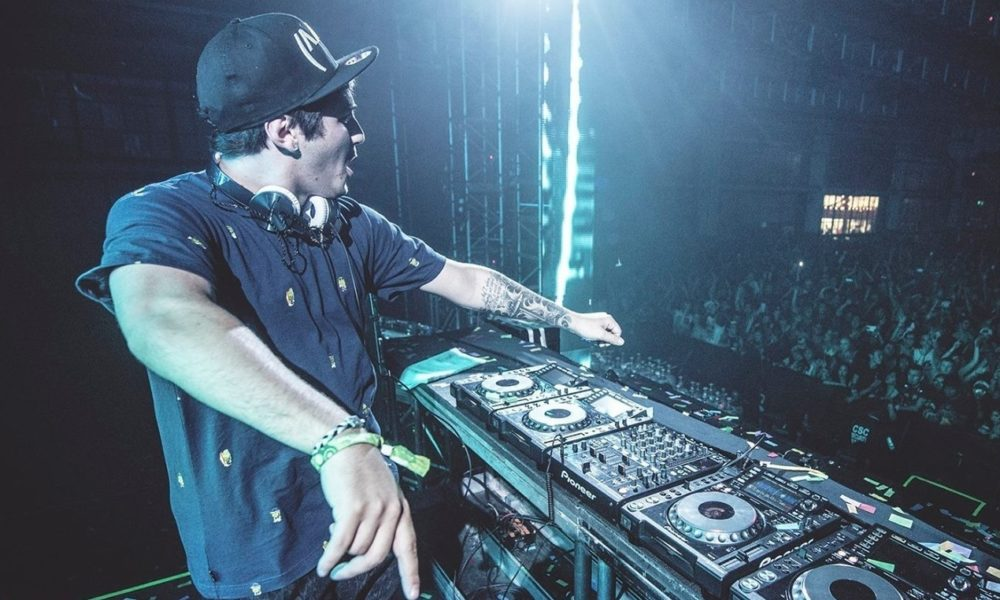 Jauz Kicks Off 2018 With an Album Announcement
