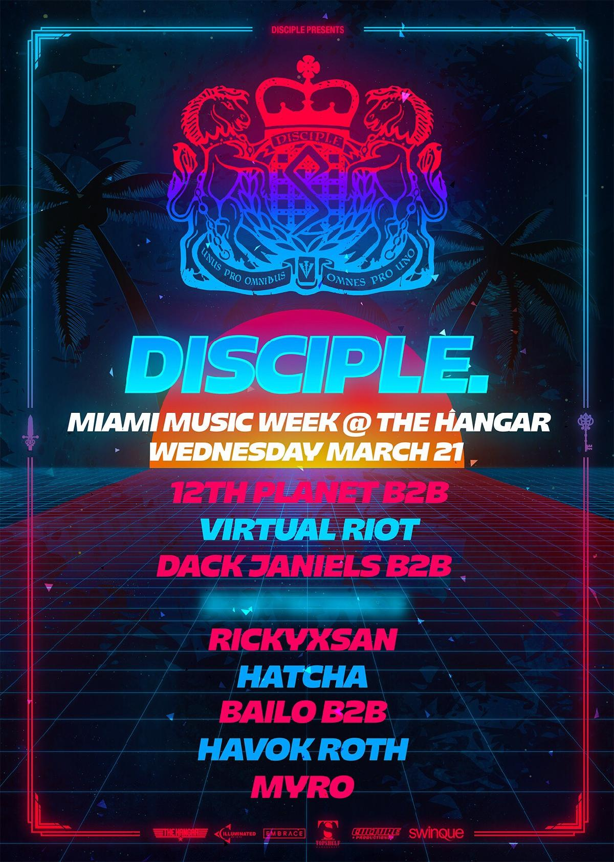 20 Must-Attend Events During Miami Music Week 2018