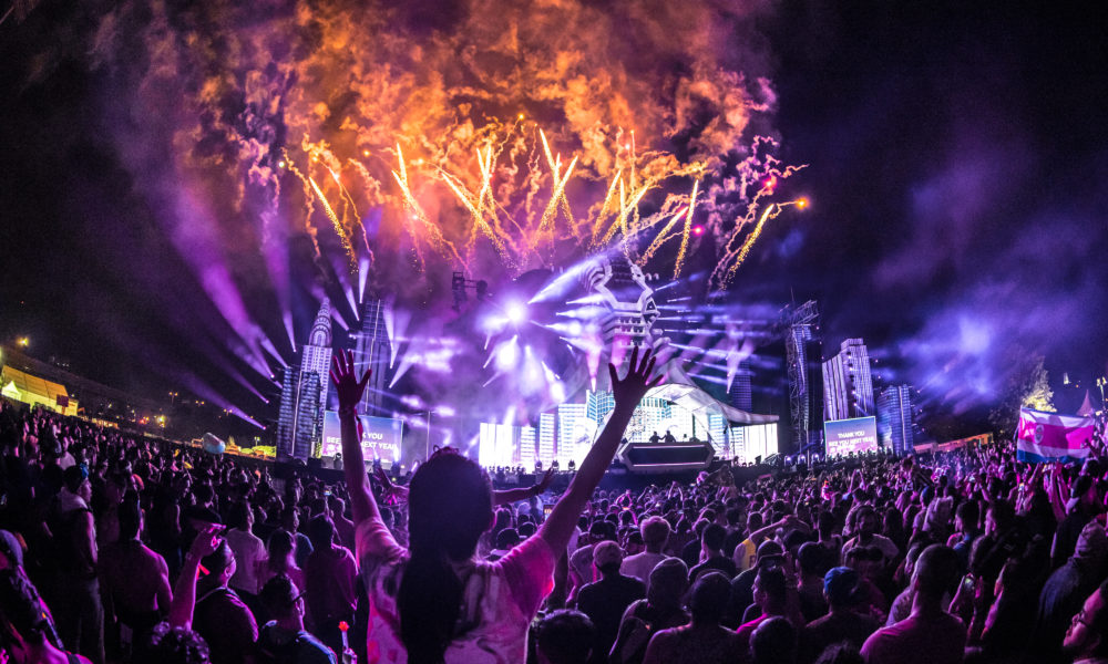 Enter For Your Chance To Win Tickets To Electric Zoo: The Big 10