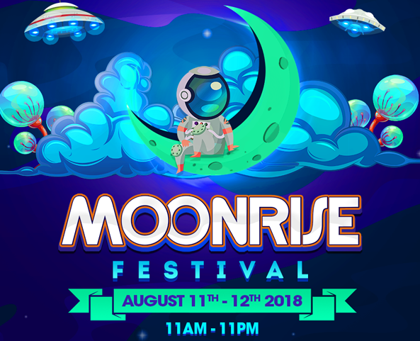 Moonrise Festival 2020.Set Times Announced For 2018 Moonrise Festival