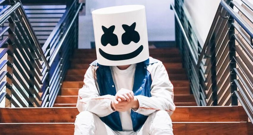 Marshmello Reveals All Hip-Hop Album Is Complete