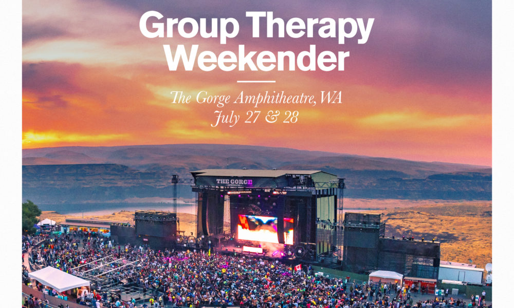 Above Beyond Return To The Gorge Amphitheatre This Summer For