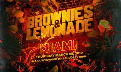 Brownies & Lemonade Miami