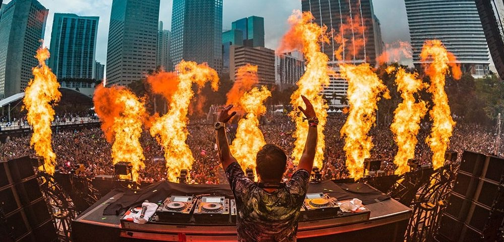 Ultra Music Festival 2020 Phase 1 Lineup