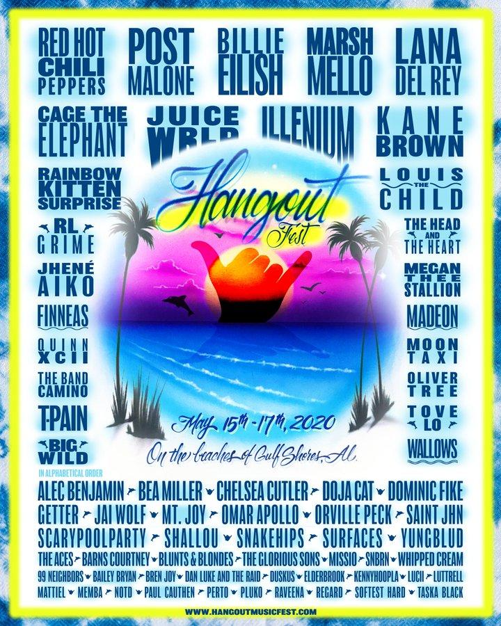 hangout festival 2020