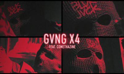 BLVK JVCK GVNG X4
