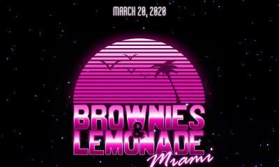 Brownies & Lemonade Miami 2020
