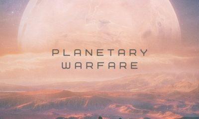 KLAXX Planetary Warfare EP