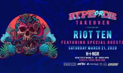 Riot Ten Hype or Die Miami