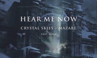 Crystal Skies Mazare