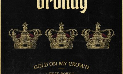 BROHUG Gold On My Crown