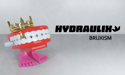 hydraulix bruxism ep