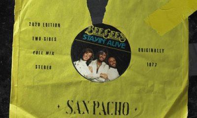 Stayin' Alive San Pacho Remix