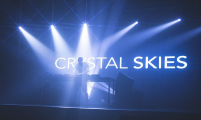 Crystal Skies Born Live Stream