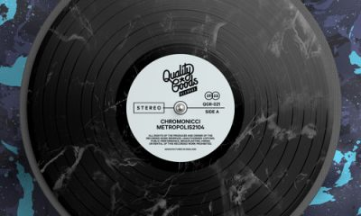 Chromonicci Metropolis2104 EP