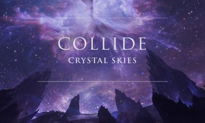 Crystal Skies Collide