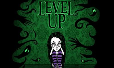 Level Up Scared Of The Dark EP