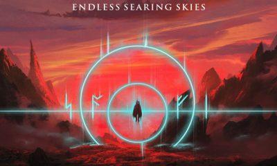 Xavi To The Endless Searing Skies